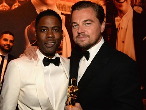 Chris rock and Leo