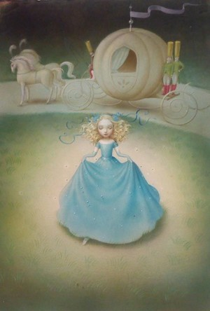 Золушка by Nicoletta Ceccoli