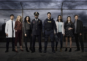Containment Season 1 Cast Official Picture