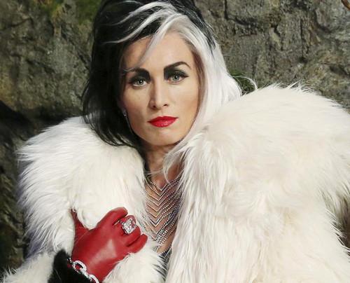 Cruella De Ville Mantel Modische Jacken 2018 2019