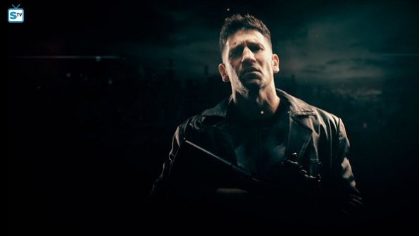"""Daredevil Season 2 Frank 城 """"The Punisher"""" Official Picture"""