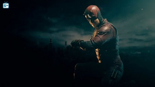 Daredevil (Netflix) 壁紙 entitled Daredevil Season 2 Matt Murdock Official Picture
