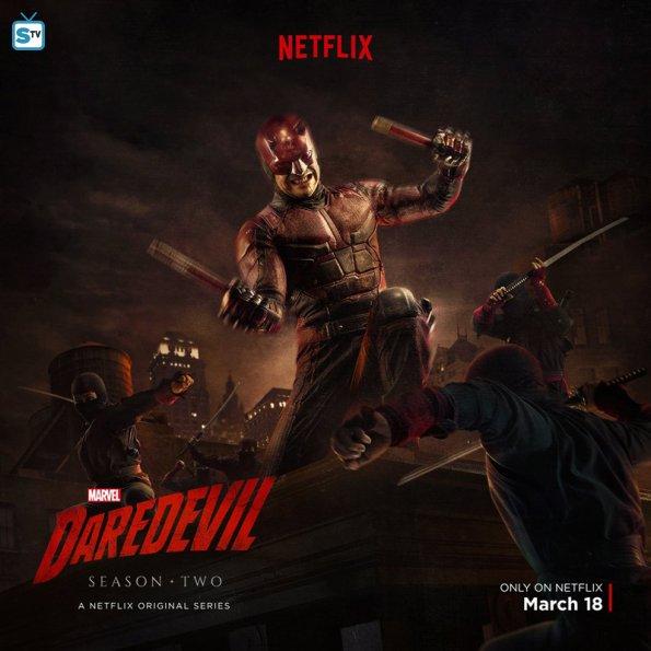 Daredevil - Season 2 - New Poster