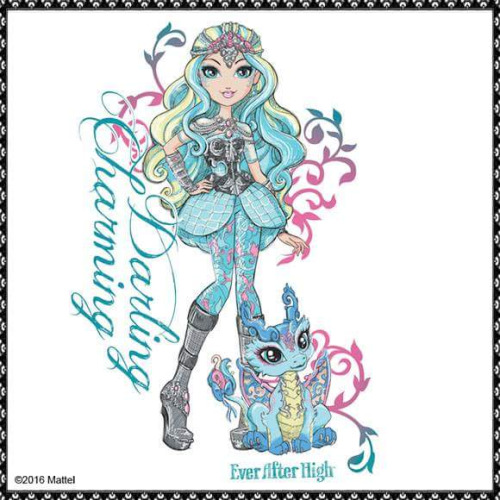 Darling Charming wallpaper with animê titled Darling Charming and her dragon