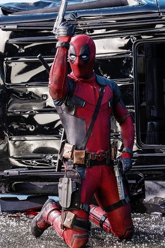 Deadpool (2016) wolpeyper entitled Deadpool