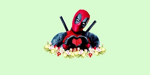 Deadpool (2016) Hintergrund entitled Deadpool