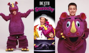 Death to Smoochy Collage
