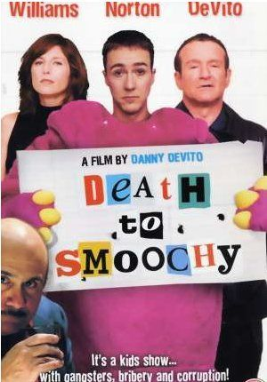 Death to Smoochy movie poster 2