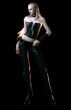 Devil May Cry 4: Special Edition   Trish