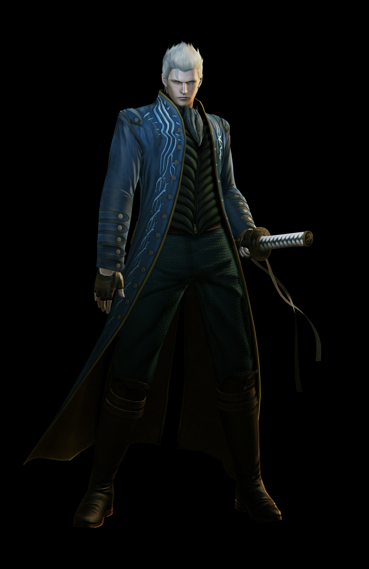 Devil May Cry 4 Images Devil May Cry 4 Special Edition Vergil Hd