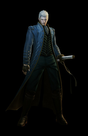 Devil May Cry 4: Special Edition | Vergil