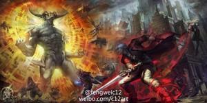 Devil May Cry 4 ft. Ninja Theory Dante