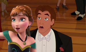 Dimitri and Anna disney Crossover foto 3