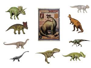 Dinosauri del 1914