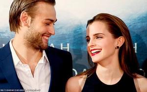 "Douglas Booth: ""I find Emma Watson very inspiring"""