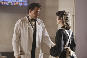 Dr. Henry morgan (flashback)