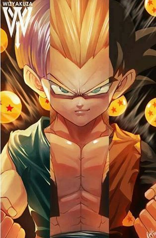 dragon ball z wallpaper probably with anime called Dragonball Z