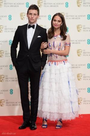 EE British Academy Film Awards 2014 - Winners Room
