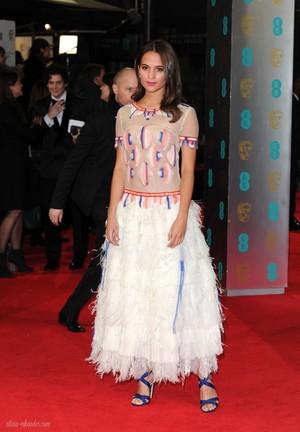 EE British Academy Film Awards 2014