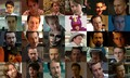 Edward Norton movie collage - edward-norton fan art
