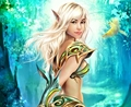 Elf - fantasy photo