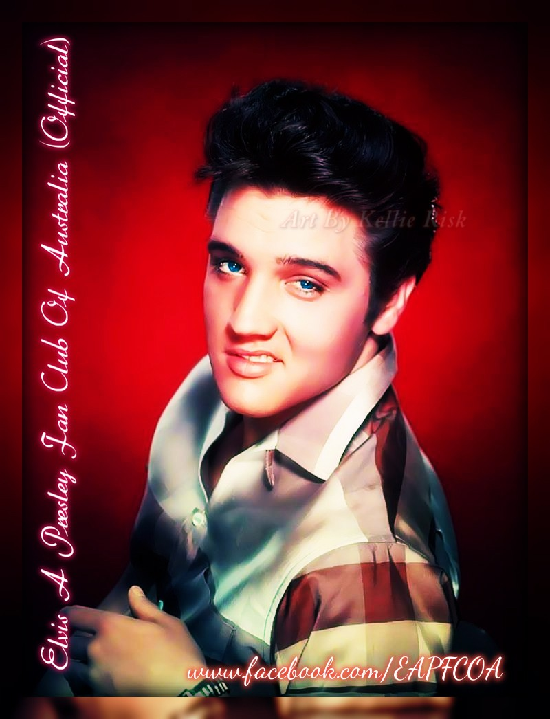 Elvis A Presley Fan Club Of Australia Images Elvis Fan Art Hd