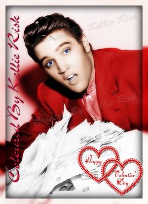 Elvis Valentines ngày