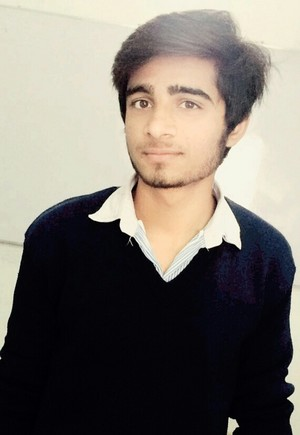 emo boy Kashif Balouch