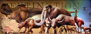 Extinction mural