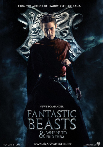 Fantastic Beasts and Where to Find Them wallpaper containing Anime entitled Fantastic Beast And Where To Find Them