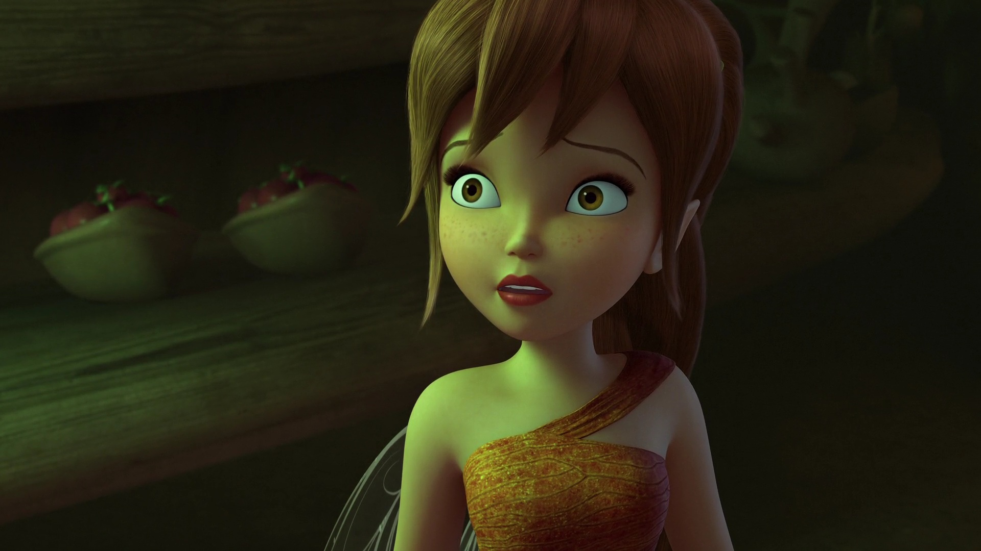 Fawn in 'The Legend of the NeverBeast'