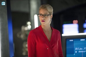"Felicity in ""Haunted"""