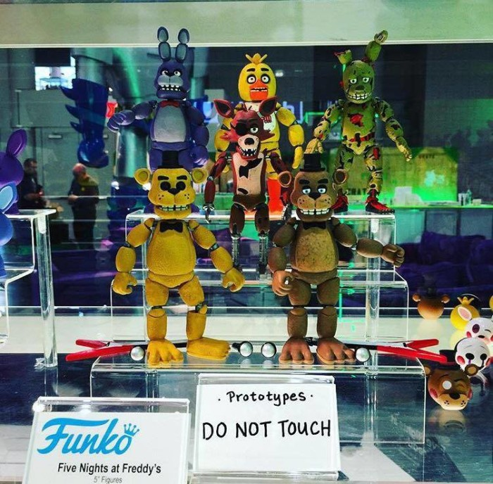 five nights at freddy s 画像 figues collect 5 and build springtrap