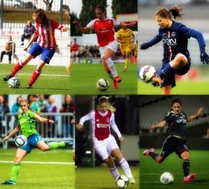 Football Ladies..