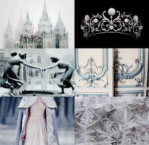 Nữ hoàng băng giá Aesthetic - Elsa