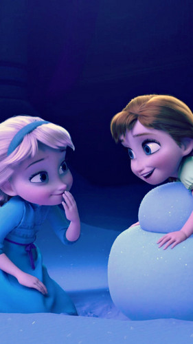 Elsa the snow queen images frozen elsa and anna phone wallpaper hd elsa the snow queen wallpaper possibly with a hot tub entitled frozen elsa and anna phone voltagebd Gallery