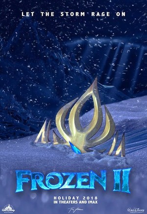 ফ্রোজেন II Fanmade Poster