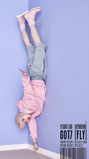 GOT7 defy gravity in pink-and-lavender teaser gambar