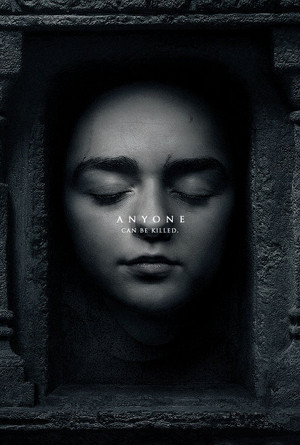 Game of Thrones Hall of Faces Poster