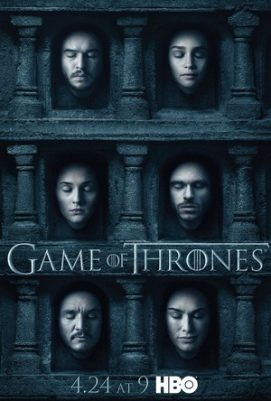 Game of Thrones - Season 6 - Poster