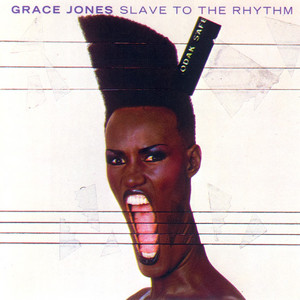 Grace Jones   Jones the Rhythm  12  Single