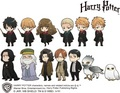 Harry Potter official Anime version