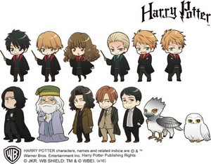 Harry Potter official Аниме version