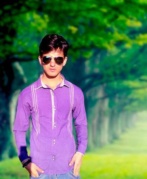 Haseeb malik new pic