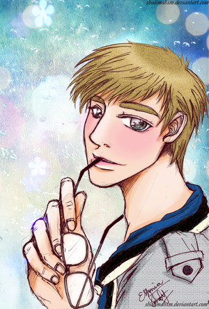Hetalia Eduard of Estonia