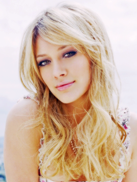 Hilary Duff Photoshoot