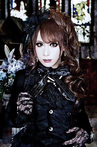 Jupiter (Band) achtergrond probably with an overgarment called Hizaki
