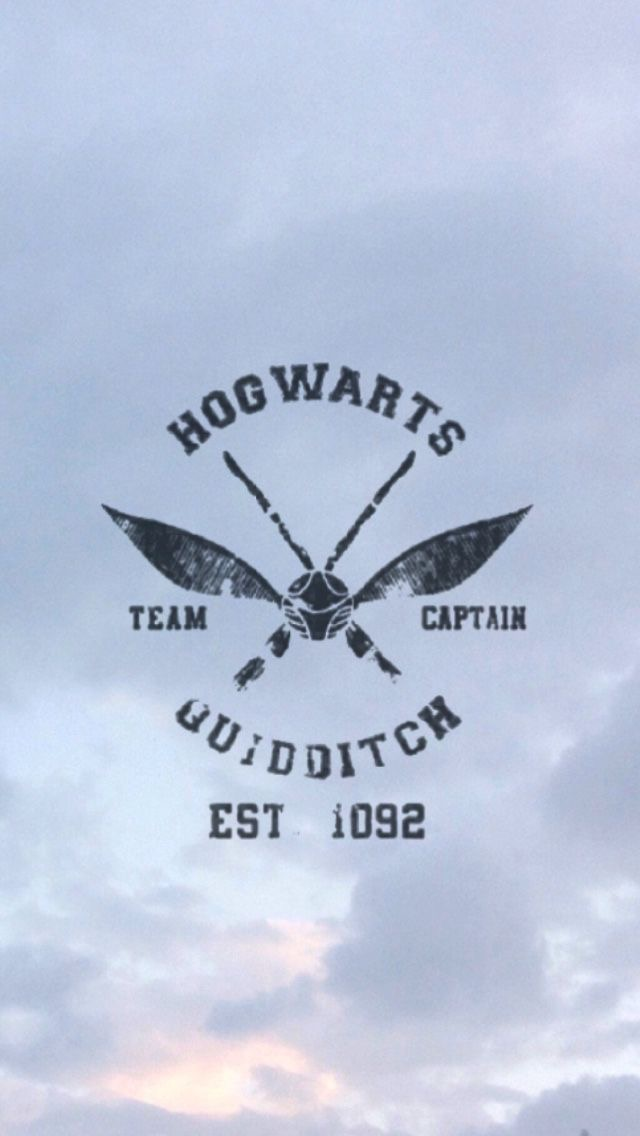 Harry Potter Wallpaper Entitled Hog Warts Quiditch Phone