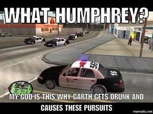Humphrey meme