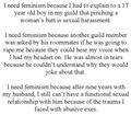 I Need Feminism - feminism photo